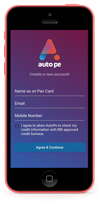 AutoPe Mobile App